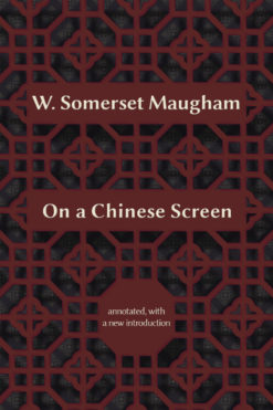 Cover of On a Chinese Screen by W. Somerset Maugham