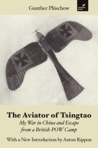 Cover of The Aviator of Tsingtao by Gunther Plüschow