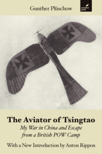The cover of The Aviator of Tsingtao by Gunther Plüschow