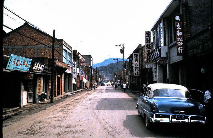 Taiwan 1965 car