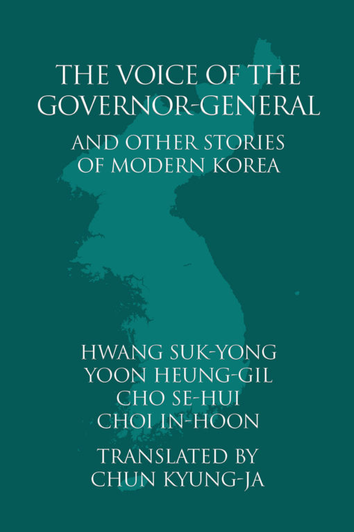 Cover of the Voice of the Governor-General