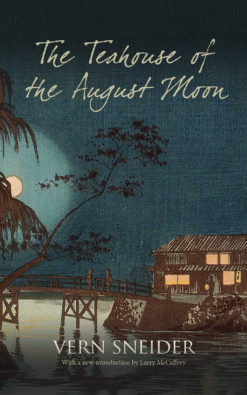 Cover of The Teahouse of the August Moon by Vern Sneider