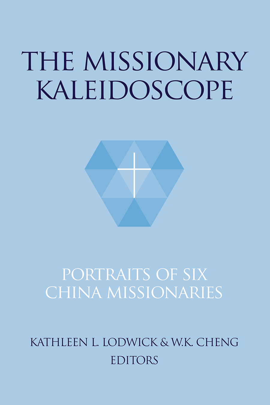 Cover of The Missionary Kaleidoscope