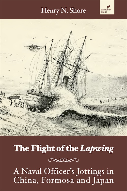 The cover of The Flight of the Lapwing by Henry N. Shore