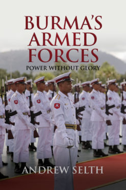 Cover of Burma's Armed Forces