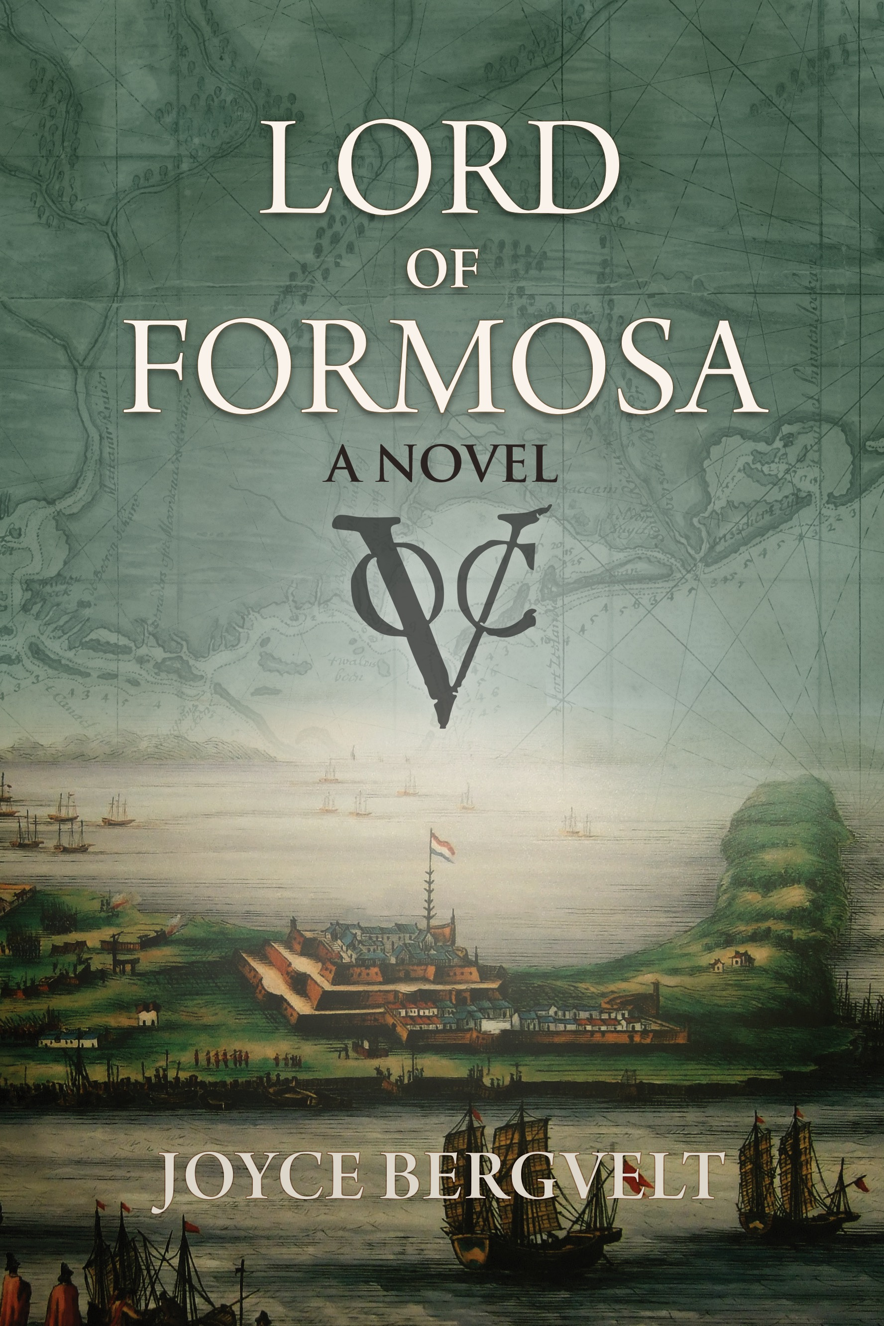 Cover of Lord of Formosa, by Joyce Bergvelt